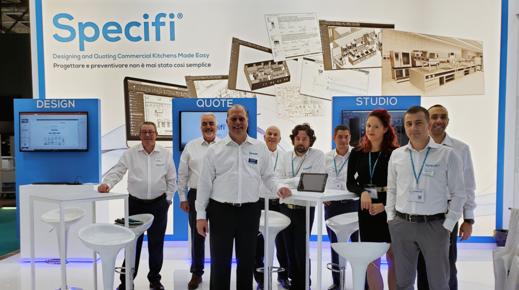 The Specifi Team ready to assist our valued customers