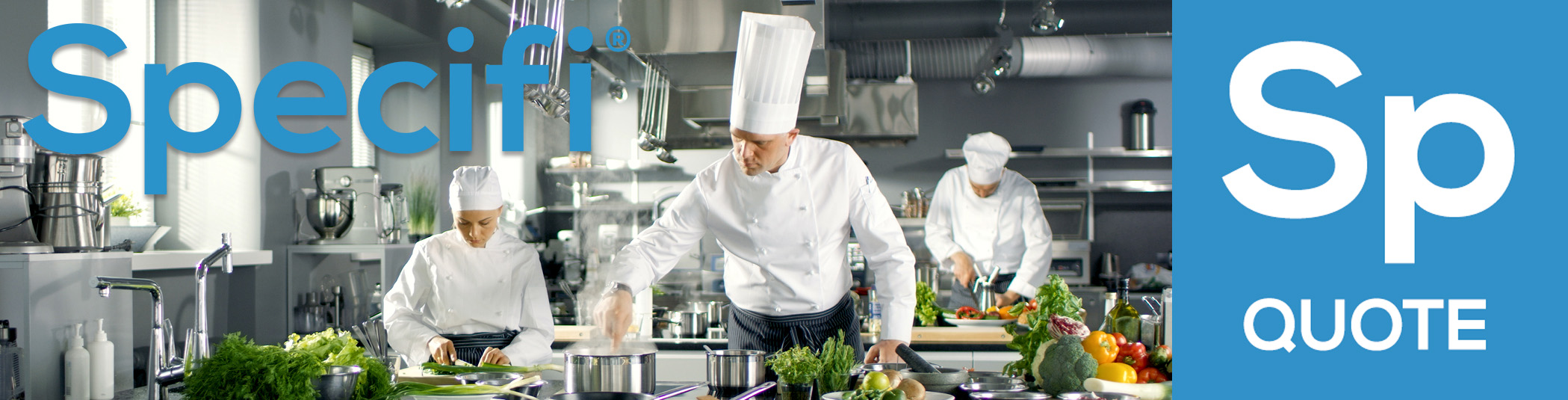 Specifi Chefs Header - Quote